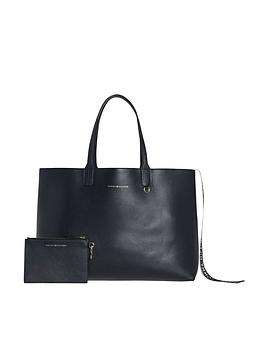 tommy-hilfiger-tommy-hilfiger-iconic-tommy-navy-tote-bag