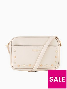 carvela-silky-gem-camera-bag-beige