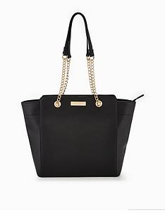 carvela-rate-chain-handle-tote-bag