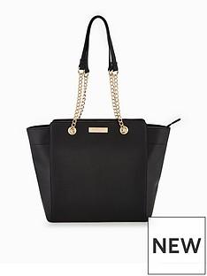 carvela-rate-chain-handle-tote-bag