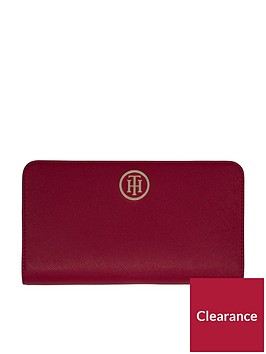 tommy-hilfiger-modern-tommy-purse-red