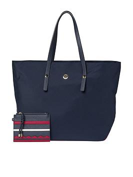 tommy-hilfiger-tommy-city-nylon-tote-bag-navy