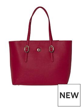 tommy-hilfiger-tote-bag-red