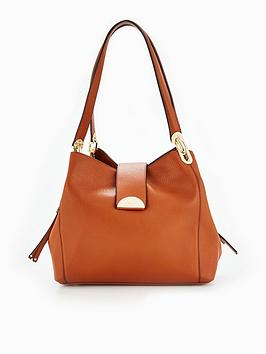 dune-london-demi-large-tan-hobo-bag