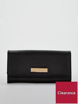 carvela-alisa-foldover-purse-black