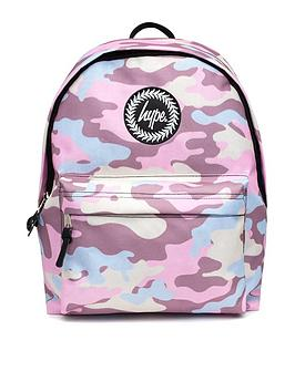 hype-camo-backpack-pink