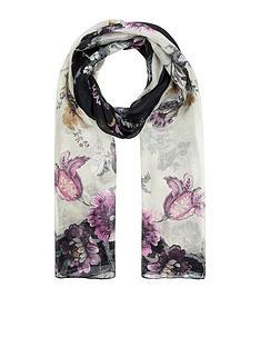 accessorize-diagonal-botanical-scarf