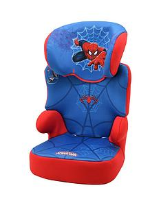 Spiderman Marvel Spiderman Befix Group 2-3 High Back Booster Seat