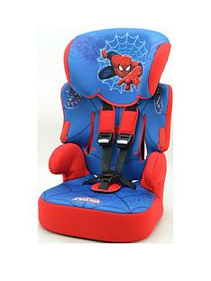 spiderman-marvel-spiderman-beline-group-123-racer-sp-high-back-booster-seat