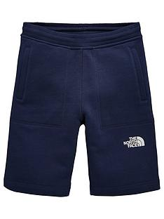 the-north-face-youth-fleece-short