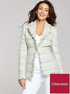 michelle-keegan-boucle-jacket
