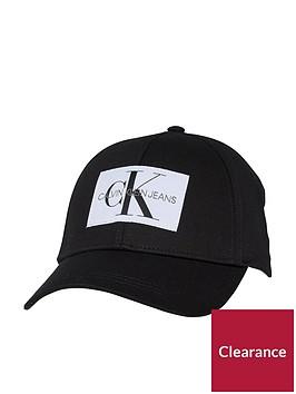 calvin-klein-jeans-monogram-baseball-cap