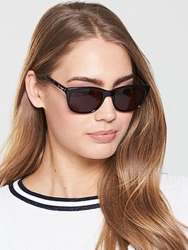 ted-baker-printed-arm-sunglasses-black