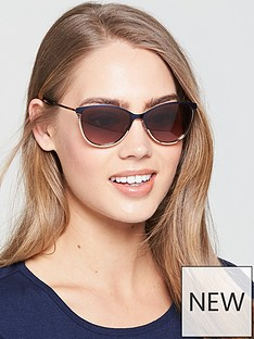 ted-baker-gold-frame-sunglasses