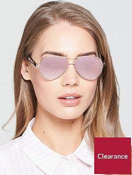 guess-aviator-sunglasses-rose-gold