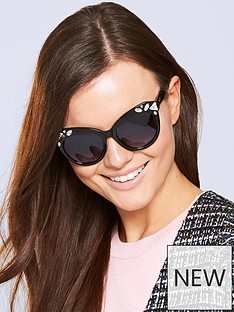 guess-oversized-gem-detail-sunglasses-black
