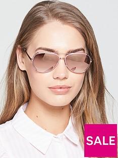 roberto-cavalli-aviator-sunglasses-pink