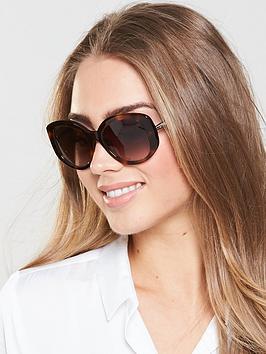 Longchamp Butterfly Sunglasses - Tortoiseshell