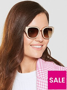 diane-von-furstenberg-taupe-sunglasses