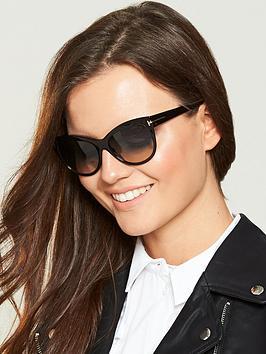 Tom Ford Lilly Sunglasses - Dark Havana
