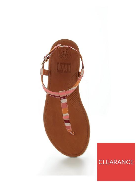 e6fddf535acea ... FitFlop Tia Toe Thong Sandal - Orange. View larger