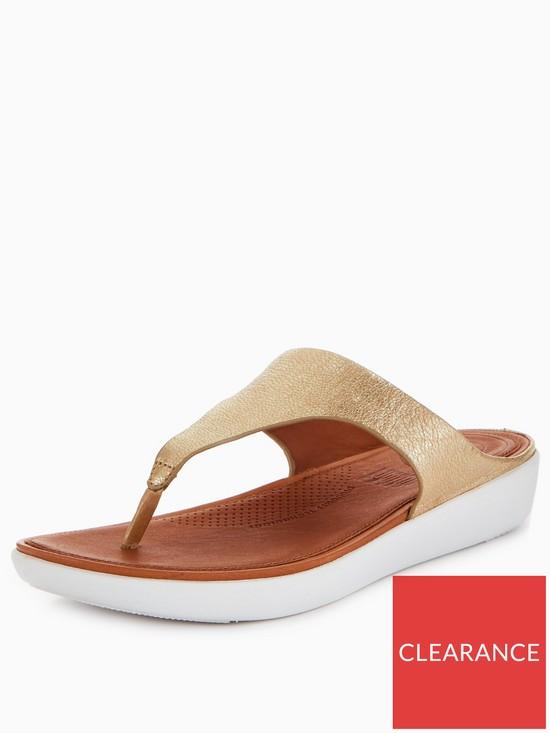 d50019e91 FitFlop Banda II Toe Thong Sandal