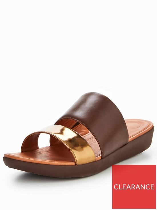 385f20dfa FitFlop Delta Slide Sandal