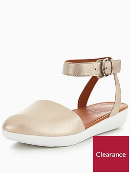 fitflop-covanbspsandal-gold