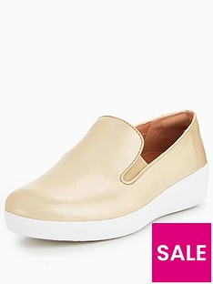 fitflop-superskatenbspsneakers-gold