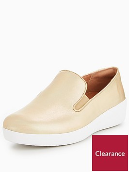 fitflop-superskatenbspsneakers-gold