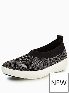 fitflop-fitflop-uumlberknit-slip-on-ballerina-with-bow
