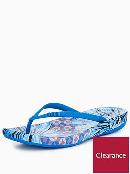 fitflop-iqushiontradenbspergonomic-flip-flop-royal-blue