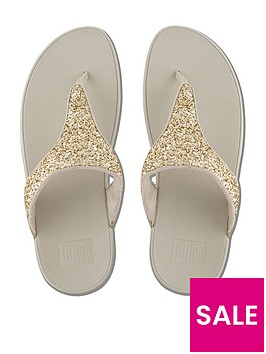 fitflop-glitterball-toe-post-pale-gold