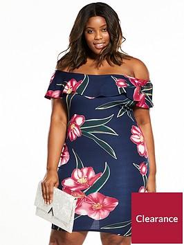 ax-paris-curve-floral-bodycon-dress
