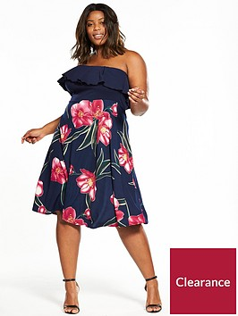 ax-paris-curve-2-in-1-dress-with-ruffle-shoulder