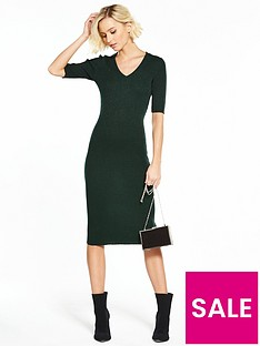 vila-veena-knit-dress