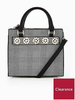 v-by-very-check-embellished-crossbody-bag