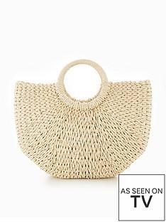 v-by-very-circle-handle-straw-beach-bag-natural