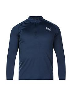 canterbury-vapodri-first-layer-14-zip-top