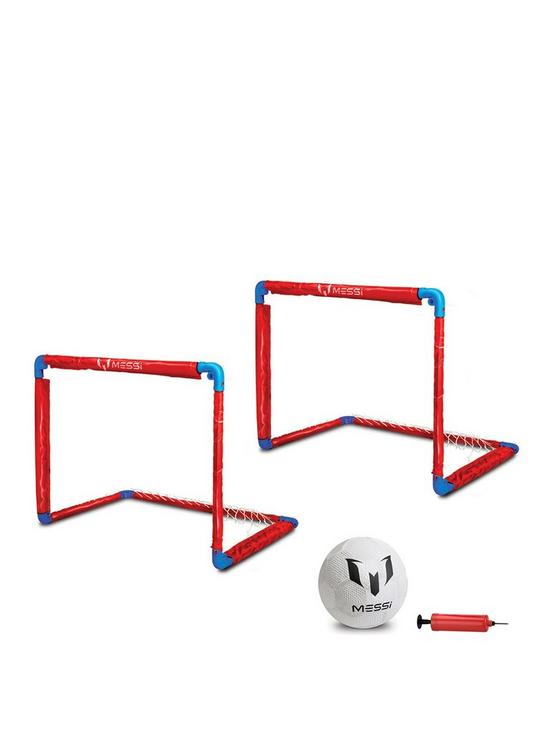 cbff602cd Messi Set of 2 Foldable Training Goals | very.co.uk