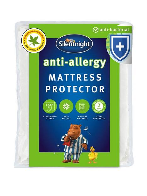 silentnight-anti-allergy-anti-bacterial-mattress-protector