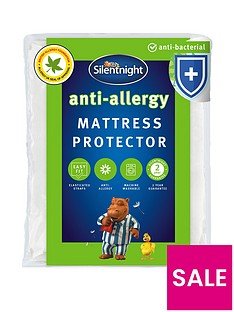 silentnight-anti-allergy-mattress-protector