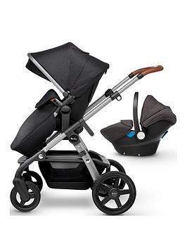 silver-cross-wave-pushchair-amp-car-seat-bundle