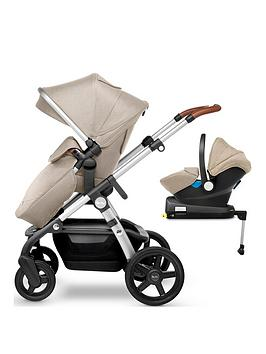 silver-cross-wave-pushchair-car-seat-amp-base-bundle