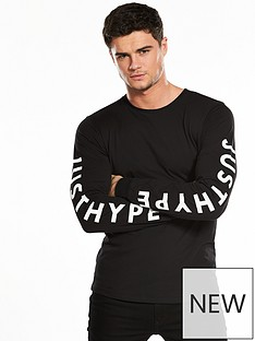 hype-just-hype-ls-tshirt