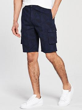 v-by-very-printed-cargo-short