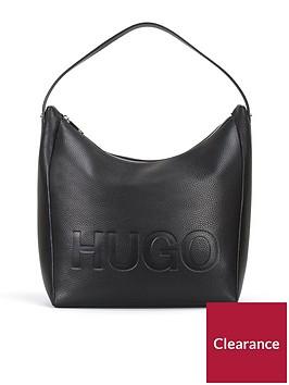 hugo-mayfair-hobo-leather-bag-black