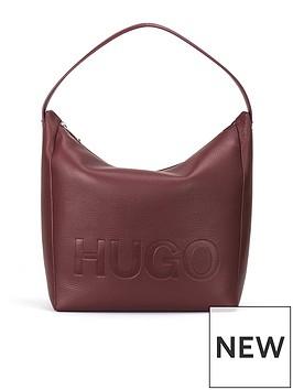hugo-boss-mayfair-hobo-leather-bag-burgundy