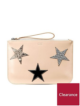 hugo-uptown-star-leather-pouch-clutch-bag-nude