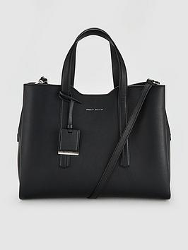 boss-taylor-black-large-leather-tote-bag